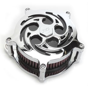 Airstrike Chrome Savage Air Cleaner - AC-02C-85C