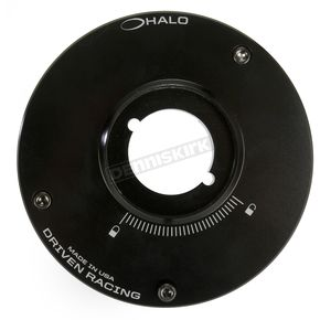 Driven Racing Black Halo Fuel Cap Base - DHFCB-HO