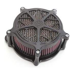 Roland Sands Design Hutch Air Cleaner - 0206-2120-SMB