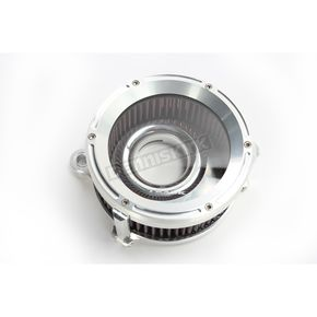 Trask Raw Machined Assault Charge High-Flow Air Cleaner - TM-1020R