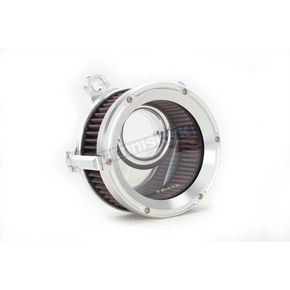 Raw Machined Assault Charge High-Flow Air Cleaner - TM-1021R