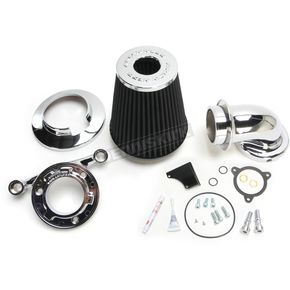 Monster Sucker Chrome Air Cleaner Kit - 81-006