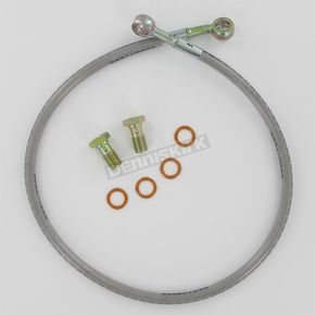 Goodridge Sportbike/Cruiser Stainless Steel Brake Hose Kit - SU28781RP