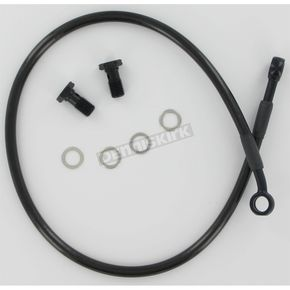 Goodridge Carboline Sportbike/Cruiser Brake Hose Kit - SU2578-1RD