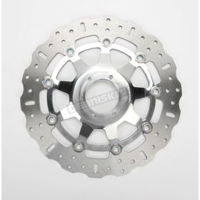 EBC Polished Pro-Lite Contour Brake Rotor - MD1134SCC