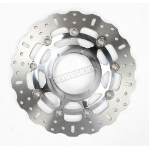 EBC Polished Pro-Lite Contour Brake Rotor - MD1141SCC