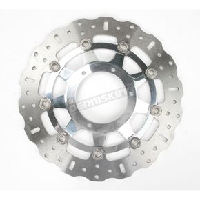 EBC Polished Pro-Lite Contour Brake Rotor - MD1152SCC