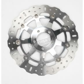EBC Polished Pro-Lite Contour Brake Rotor - MD4022SCC