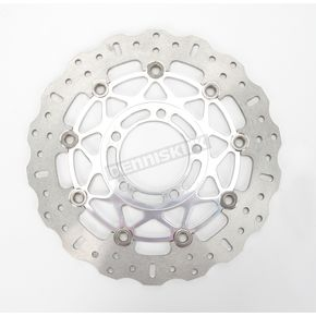 EBC Polished Pro-Lite Contour Brake Rotor - MD4152SCC