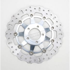 EBC Polished Pro-Lite Contour Brake Rotor - MD4154SCC