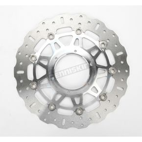 EBC Polished Pro-Lite Contour Brake Rotor - MD1138CC
