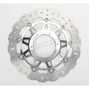 EBC Polished Pro-Lite Contour Brake Rotor - MD1161CC
