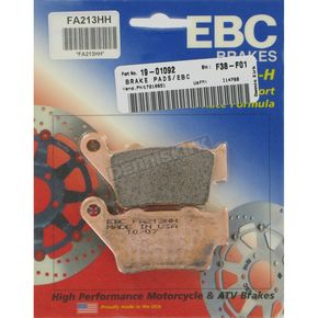 EBC Double H Sintered Metal Brake Pad - FA213HH