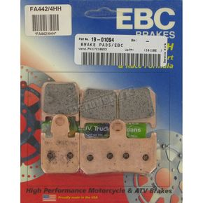 EBC Double-H Sintered Metal Brake Pads - FA442/4HH