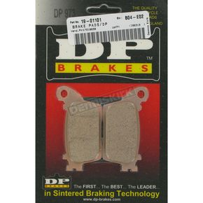 DP Brakes Sintered Metal Brake Pads - DP973