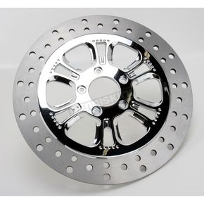 RC Components 13 in. Czar Chrome Floating Rotor - ZSSFLT86CF2K