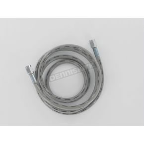 Goodridge Stainless Universal Brake Line w/Chrome-Plated Ends  - 80360