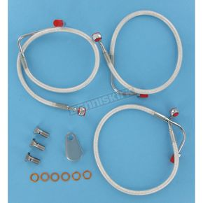 Goodridge Platinum Series Brake Line - HD2297-A