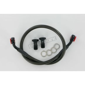 Goodridge Carboline Sportbike/Cruiser Brake Hose Kit - HN25871RD