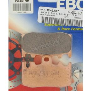 EBC Double-H Sintered Metal Brake Pads - FA441HH