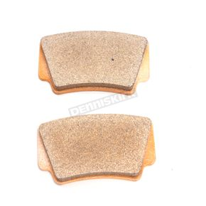 EBC Long-Life Sintered R-Series Brake Pads - FA463R
