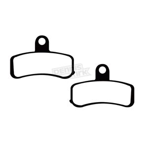 DP Brakes Sintered Metal Brake Pads - DP986