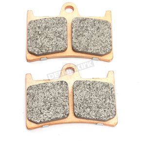 EBC Double-H Sintered Metal Brake Pads - EPFA252HH