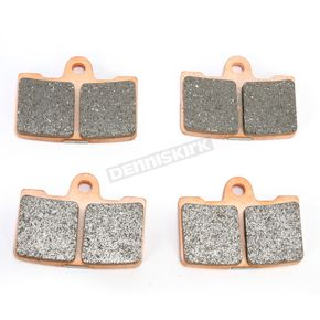 EBC EP Extreme Performance Sintered Brake Pads - EPFA454/4HH