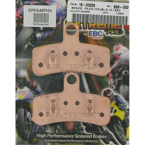 EBC EP Extreme Performance Sintered Brake Pads - EPFA457HH