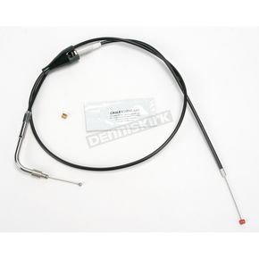 Barnett 41 in. Black Vinyl Idle Cable for Models w/Cruise Control - 101-30-41004