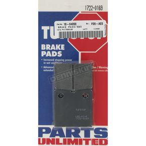 TufStop Heavy-Duty Ceramic Brake Pads - 01619506