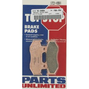TufStop Sintered Metal Brake Pads - 01624558
