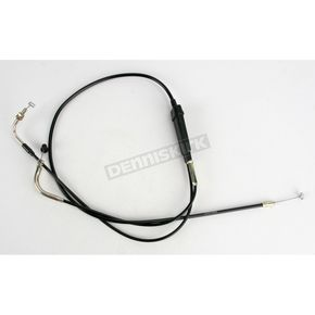Parts Unlimited Custom Fit Throttle Cable - 0650-0904