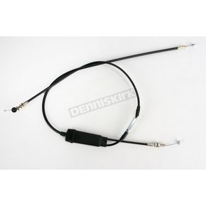 Parts Unlimited Custom Fit Throttle Cable - 0650-0907