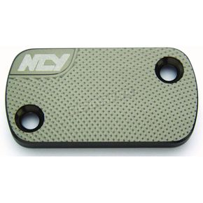 NCY Titanium Scooter Brake Reservoir Cover  - 08001012