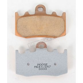 Moose Front XCR Comp Brake Pads - 1721-1002