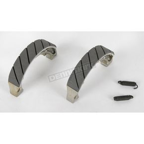 EBC Rear Grooved Brake Shoes - 606G