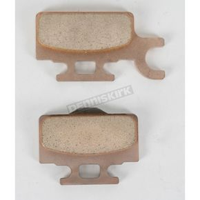 Renthal Front RC-1 Works Brake Pads - BP114