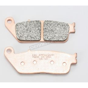 EBC Front Extreme Performance Brake Pads - EPFA226HH