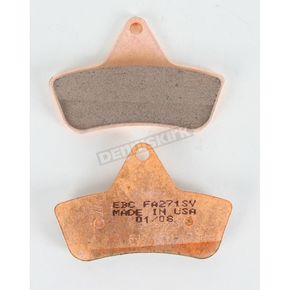 EBC Front or Rear Severe Duty Brake Pads - FA271SV