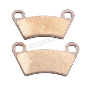 Moose Front or Rear Sintered Metal Brake Pads - 1721-1230