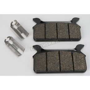 SBS Rear Street HF Ceramic Brake Pads - 668HHF