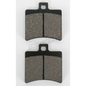 SBS Rear Street HF Ceramic Brake Pads - 747HF
