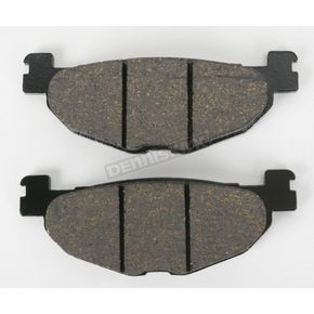 SBS Rear Street HF Ceramic Brake Pads - 812HF