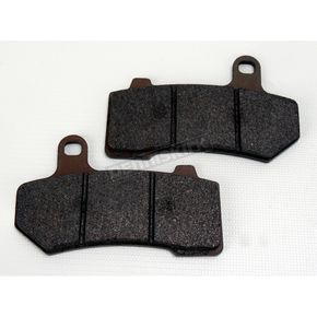 Motor Factory Front or Rear Organic Brake Pads - 8009053