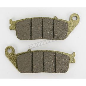 Lyndall Racing Brakes Gold+ Organic Brake Pads - 7176-GOLDPLUS