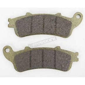 Lyndall Racing Brakes Gold+ Organic Brake Pads - 7177-GOLDPLUS