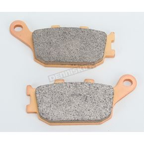 TufStop Sintered Metal Brake Pads - VD1632JL