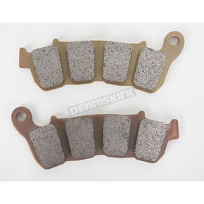 TufStop Sintered Metal Brake Pads - VD172JL