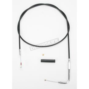 Drag Specialties Alternative Length Vinyl Idle Cable - 0651-0627
